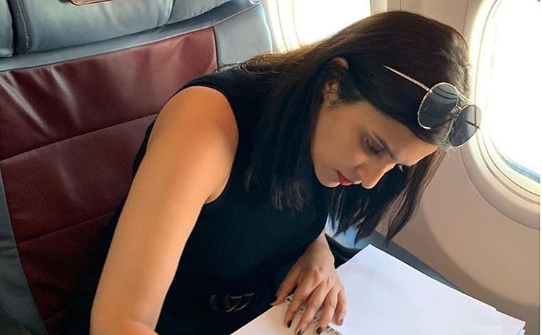 Parineeti Chopra completes her 'homework' ahead of meeting Saina Nehwal