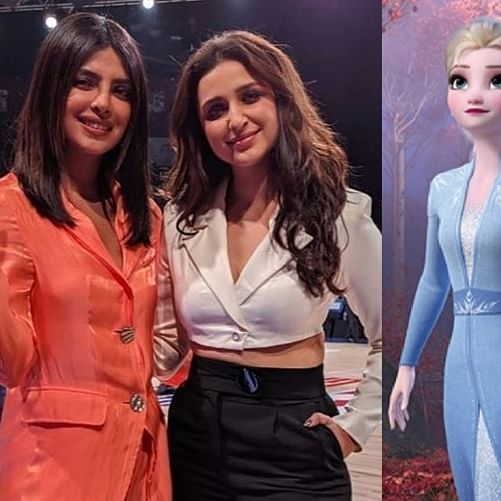Priyanka, Parineeti Chopra to dub for Elsa and Anna in 'Frozen 2' Hindi version