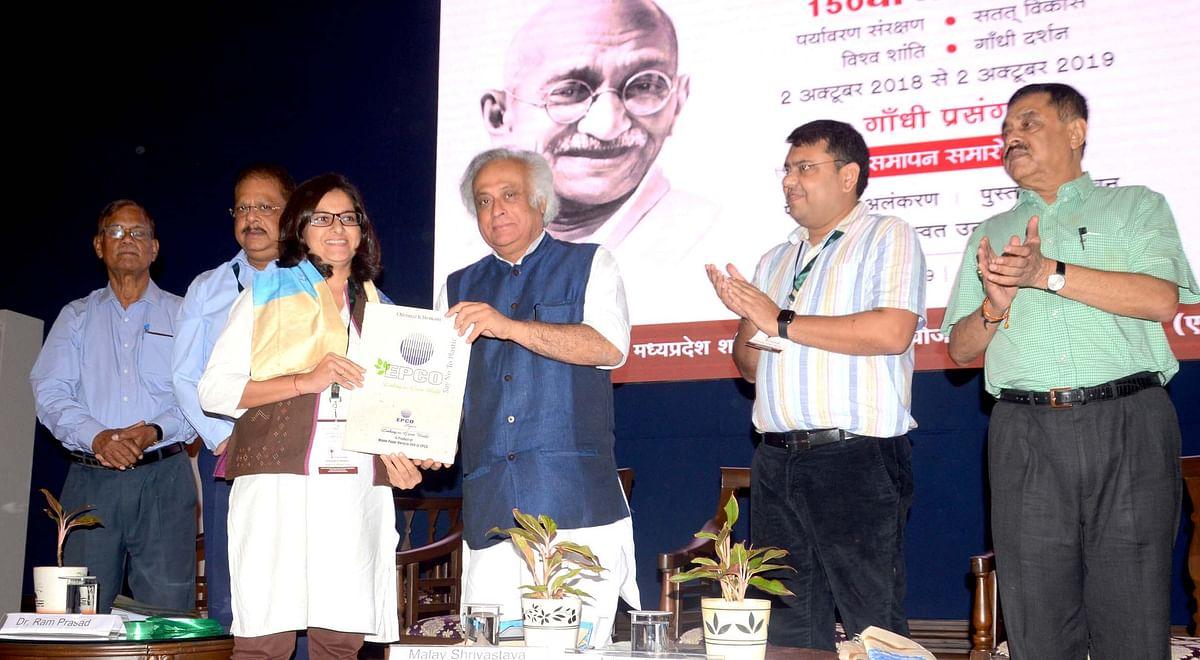 Environmental concerns kept aside as Sardar Sarovar was an issue of 'Gujarati Asmita':  Jairam Ramesh