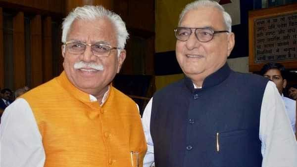Bhupinder Singh Hooda worth Rs 6.67 crore, Manohar Lal Khattar just Rs 94 lakh