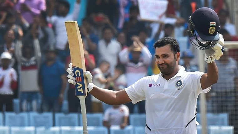 Rohit Sharma reaches top ten in all three formats
