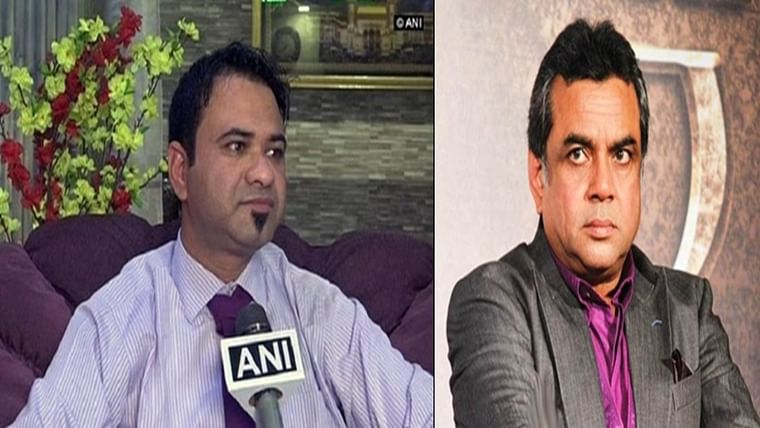 No shame in apologizing: Paresh Rawal apologizes to Dr. Kafeel Khan
