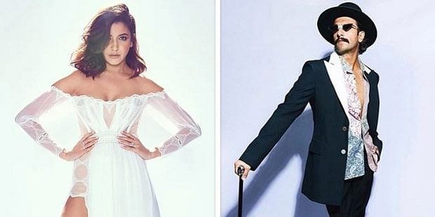 Ranveer Singh plays host, Anushka Sharma reminds him of being an actor
