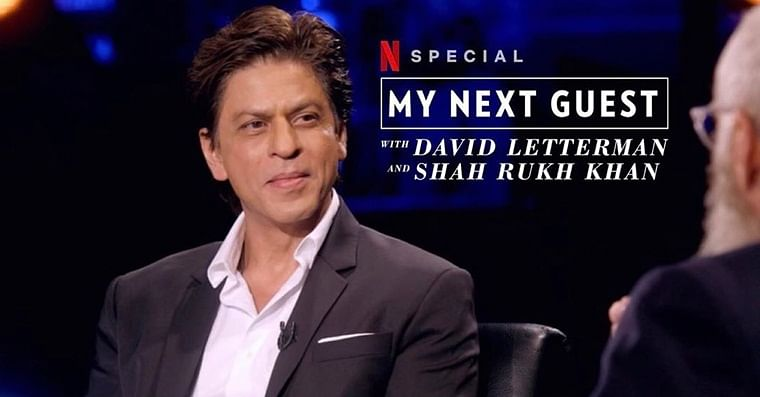 Fans hail SRK's appearance on Netflix's 'My Next Guest' as his best ever