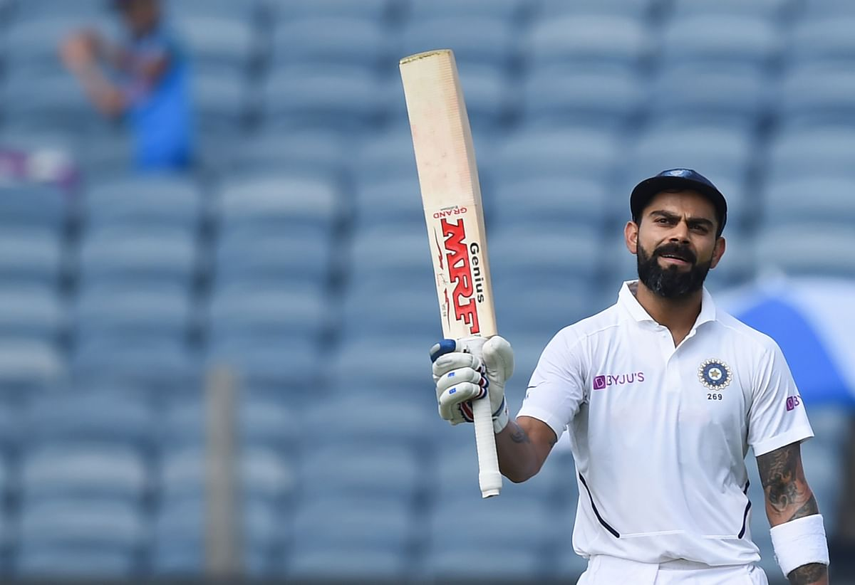 Virat Kohli becomes 3rd cricketer to slam double tons against 6 nations