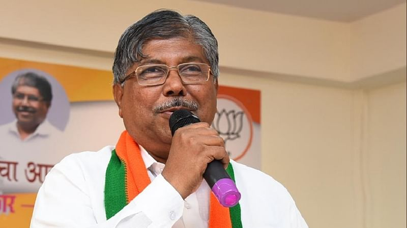 BJP's poor performance in western Maharashtra due to rebels,says Chandarakant Patil
