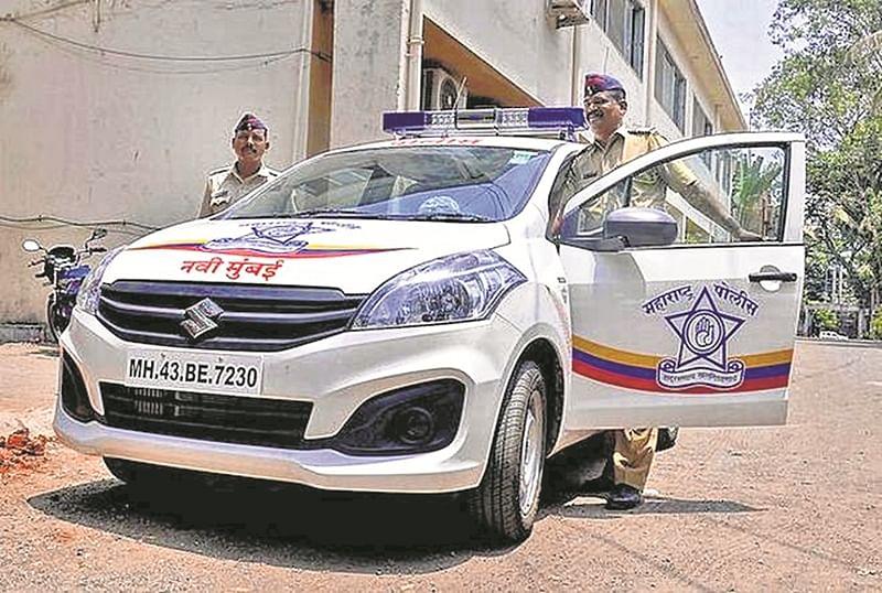 Mumbai: Police patrol city to ensure a safe Diwali