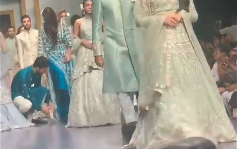 Watch: Every woman wants to marry this Pakistani model after this
