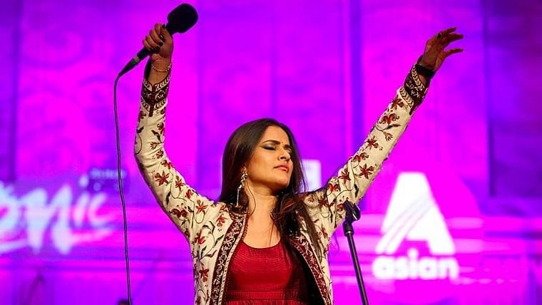 Sona Mohapatra says, Sonu Nigam called her husband to 'keep her in check' post #MeToo, alleges her gigs were cancelled