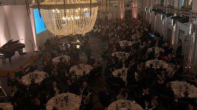Visuals from 2019 Gramophone Awards