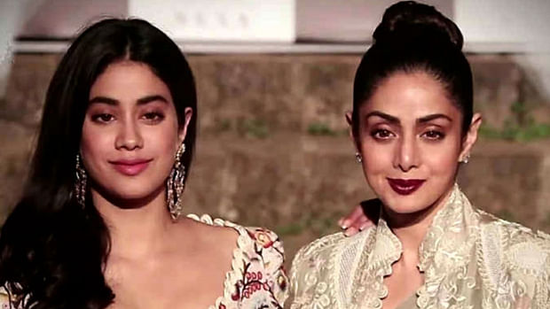 Janhvi Kapoor reveals the 'special advice' she received from her mom Sridevi