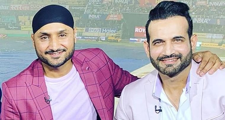 Cricketers Irfan Pathan, Harbhajan Singh to debut in Tamil cinema