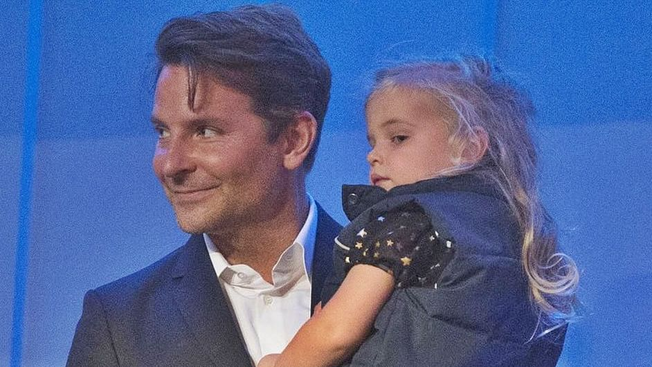 Bradley Cooper makes rare appearance with 2-year-old daughter Lea De Seine