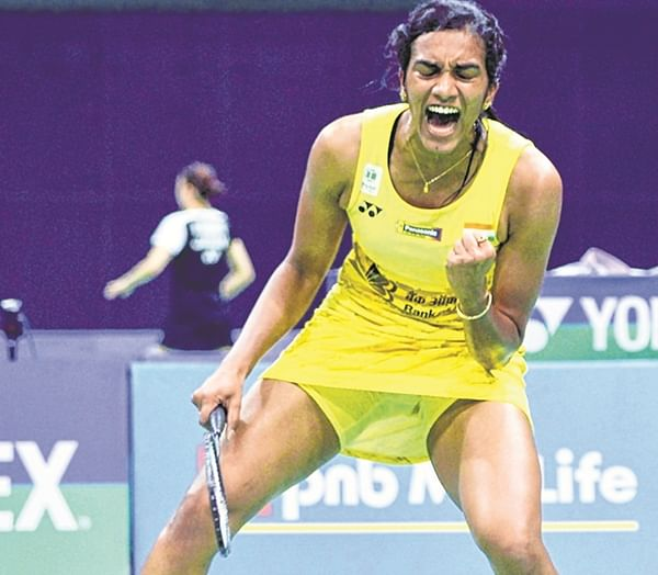 Ultimate aim is to win gold at Tokyo Olympics: PV Sindhu
