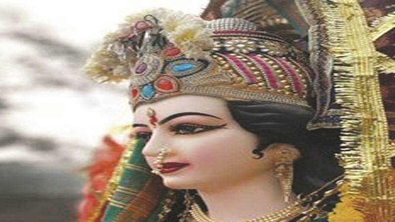 Durga the leader