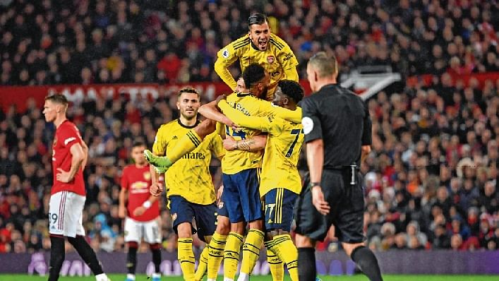 No Morale-booster for Manchester United