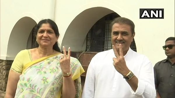Maharashtra Election 2019: Praful Patel casts vote, says Congress-NCP will form government