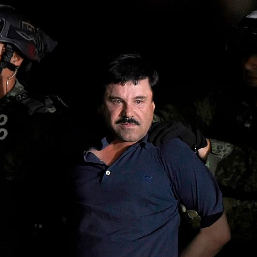 Drug kingpin El Chapo's son captured: Mexico government