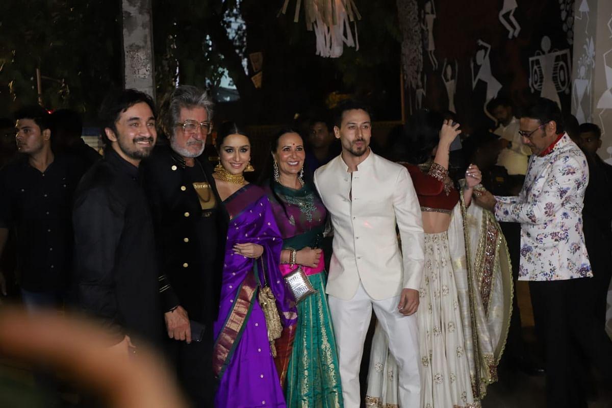 Siddhanth, Shakti, Shraddha, Ayesha, Tiger, Krishna, Jackie