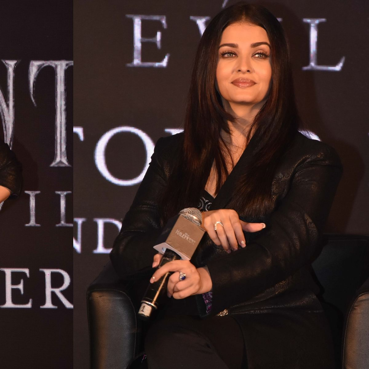 Aishwarya Rai Bachchan's 'Maleficent' style has a French connection