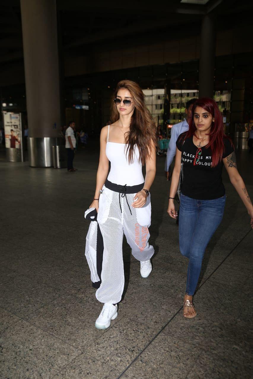 Disha Patani at Airport