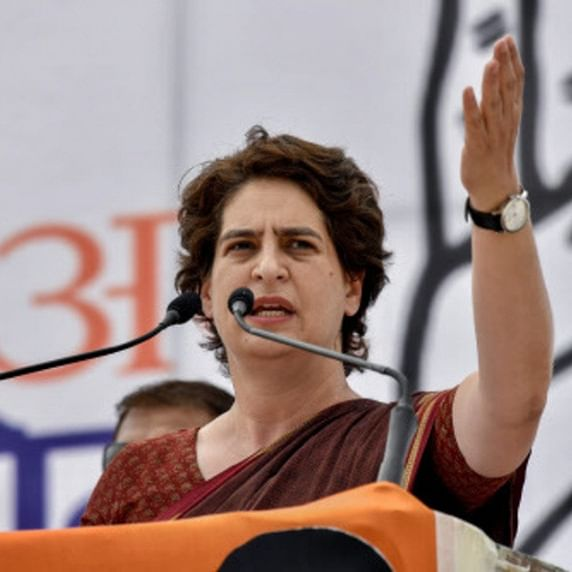 Priyanka Gandhi Vadra to address 'Mahila Kranti Sammelan' ahead Bihar polls