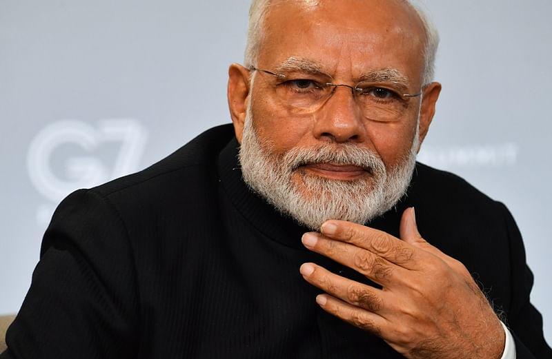 PM Narendra Modi pays tributes to freedom fighter Shyamji Krishna Varma