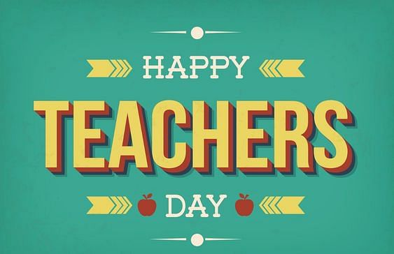 World Teachers Day 2019: Thank your gurus with these heartfelt WhatsApp and Facebook messages