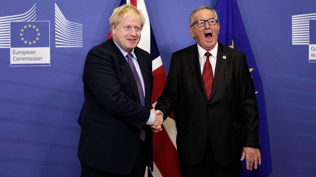 Brexit deal reached with EU, Boris Johnson calls it a 'great' one