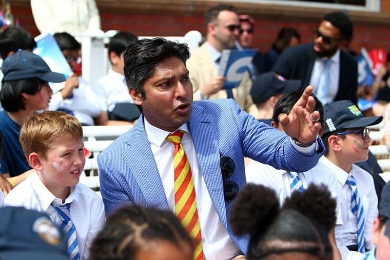 President of Marylebone Cricket Club Kumar Sangakkara
