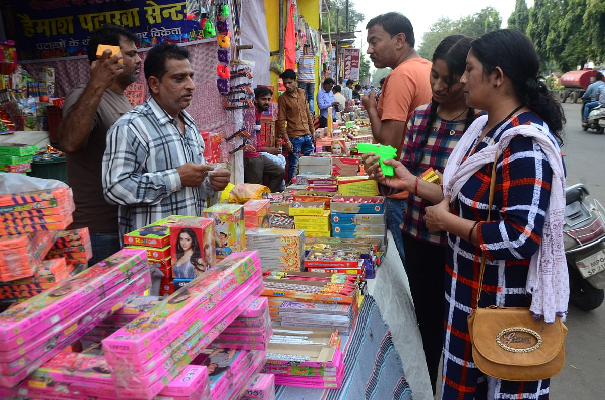 Bhopal: Manufacturers get freehand to decide rates of fireworks