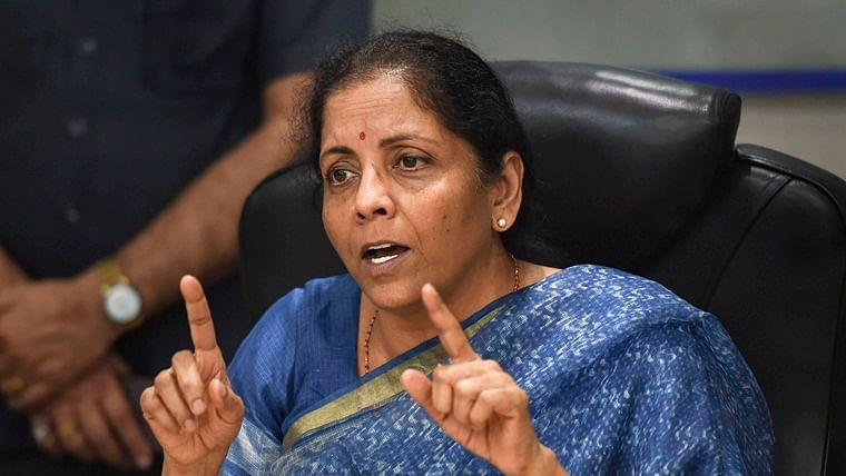 Details of investment in Jammu and Kashmir would be available very soon: Nirmala Sitharaman