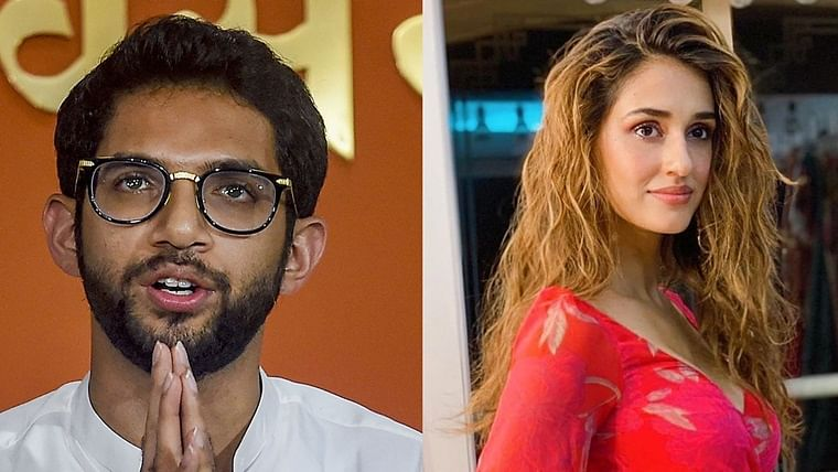 Aaditya Thackeray wins from Worli: When Sena scion was spotted with Disha Patani