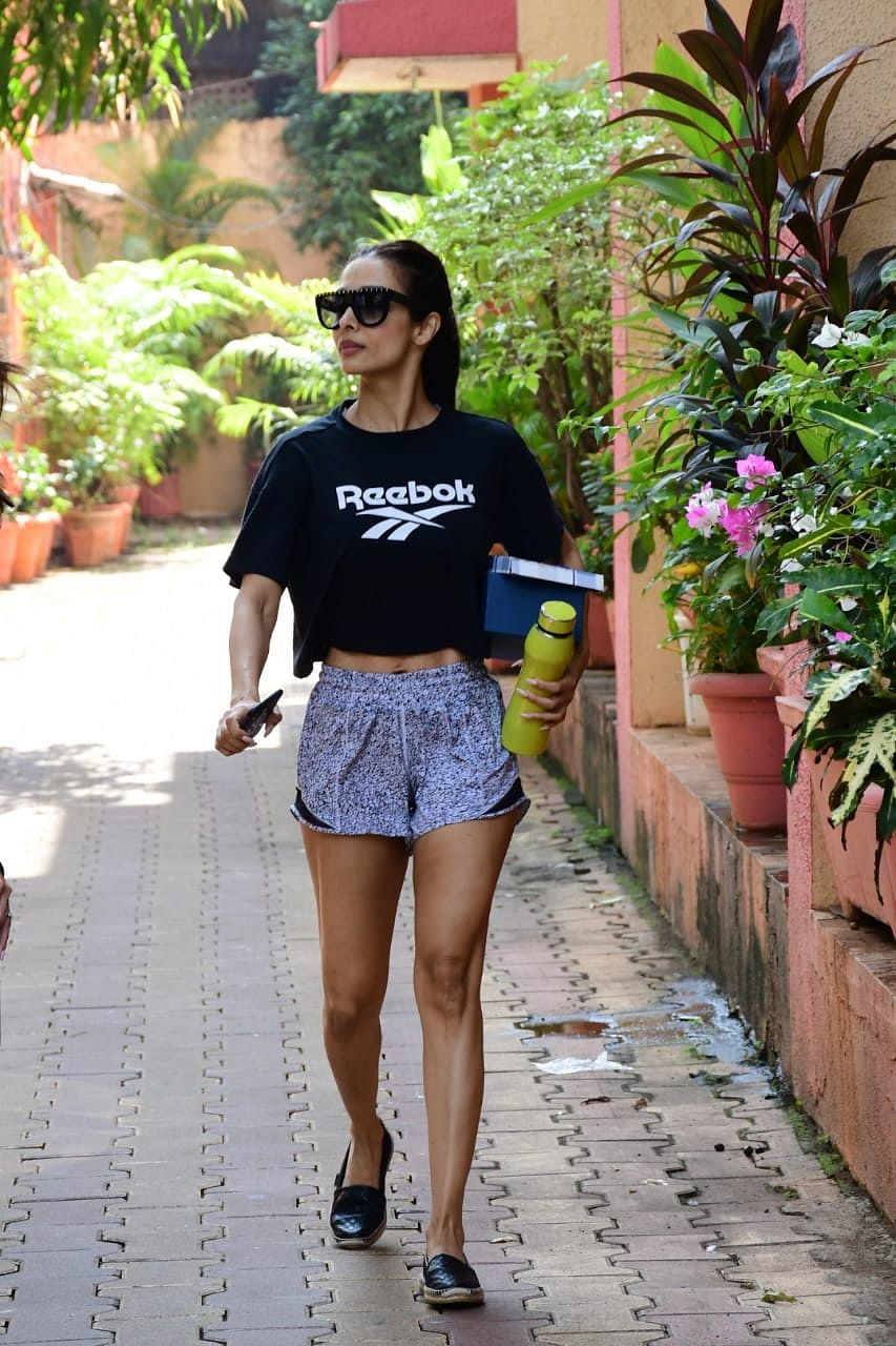 Malaika Arora is already getting a Diwali detox with yoga, what's your excuse?