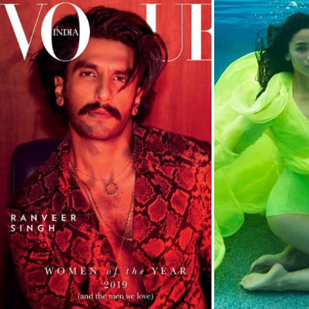 Narcissist much? Ranveer Singh just called his own Vogue cover 'sultry'
