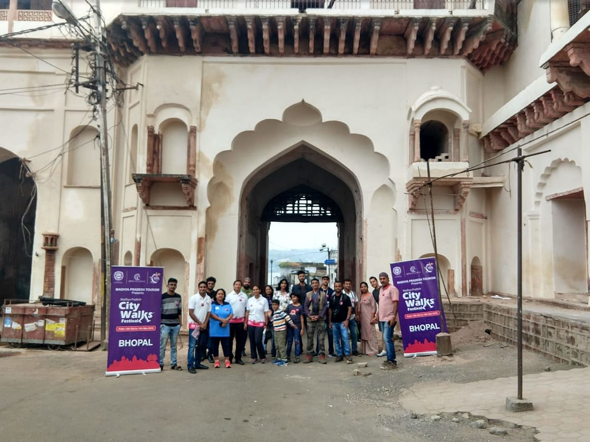 Bhopal to witness Heritage City Walk tomorrow