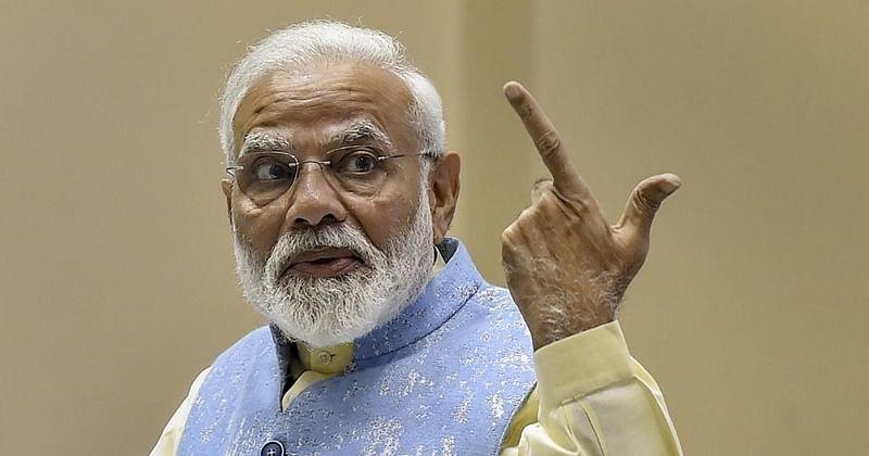 PM Modi wishes President Ram Nath Kovind on his birthday