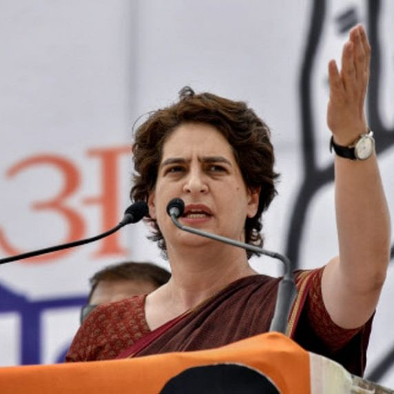 Priyanka Gandhi slams Centre on fuel prices, says 'Modi govt's pitch is full of high inflation'