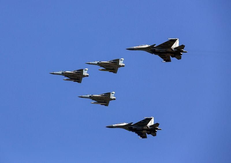 Abhinandan Varthaman, Balakot heroes steal the show on IAF Day