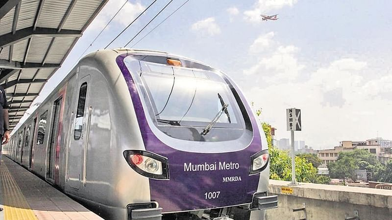 Mumbai: Metro One touches 600mn commuter mark in 6 years
