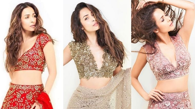 5 Traditional looks inspired by Malaika Arora to flaunt this festive season