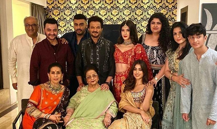 Inside Anil Kapoor's Diwali bash: Arjun, Sonam, Kareena dazzle in style