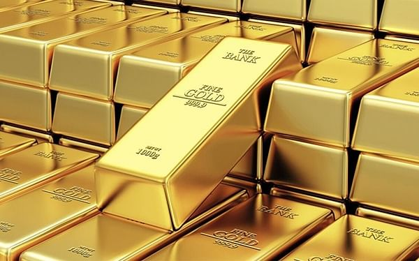 Gold facing resistance at higher levels