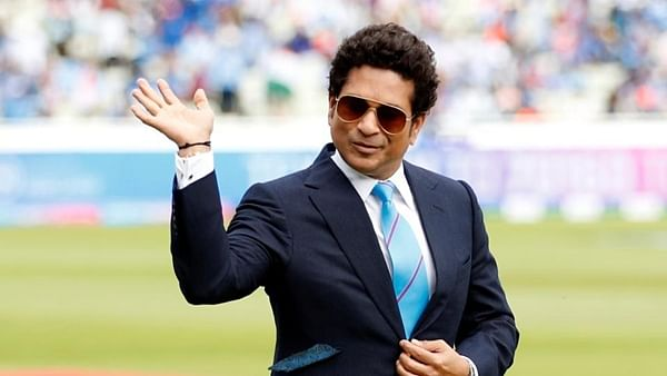 Sachin Tendulkar records video message for young fan's disbelieving friends
