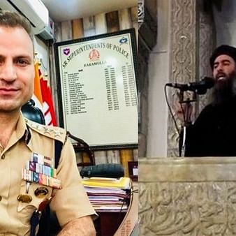 'Diwali gift to the world, Ravan is gone': J&K top cop Imtiyaz Hussain after US neutralises ISIS chief Baghdadi