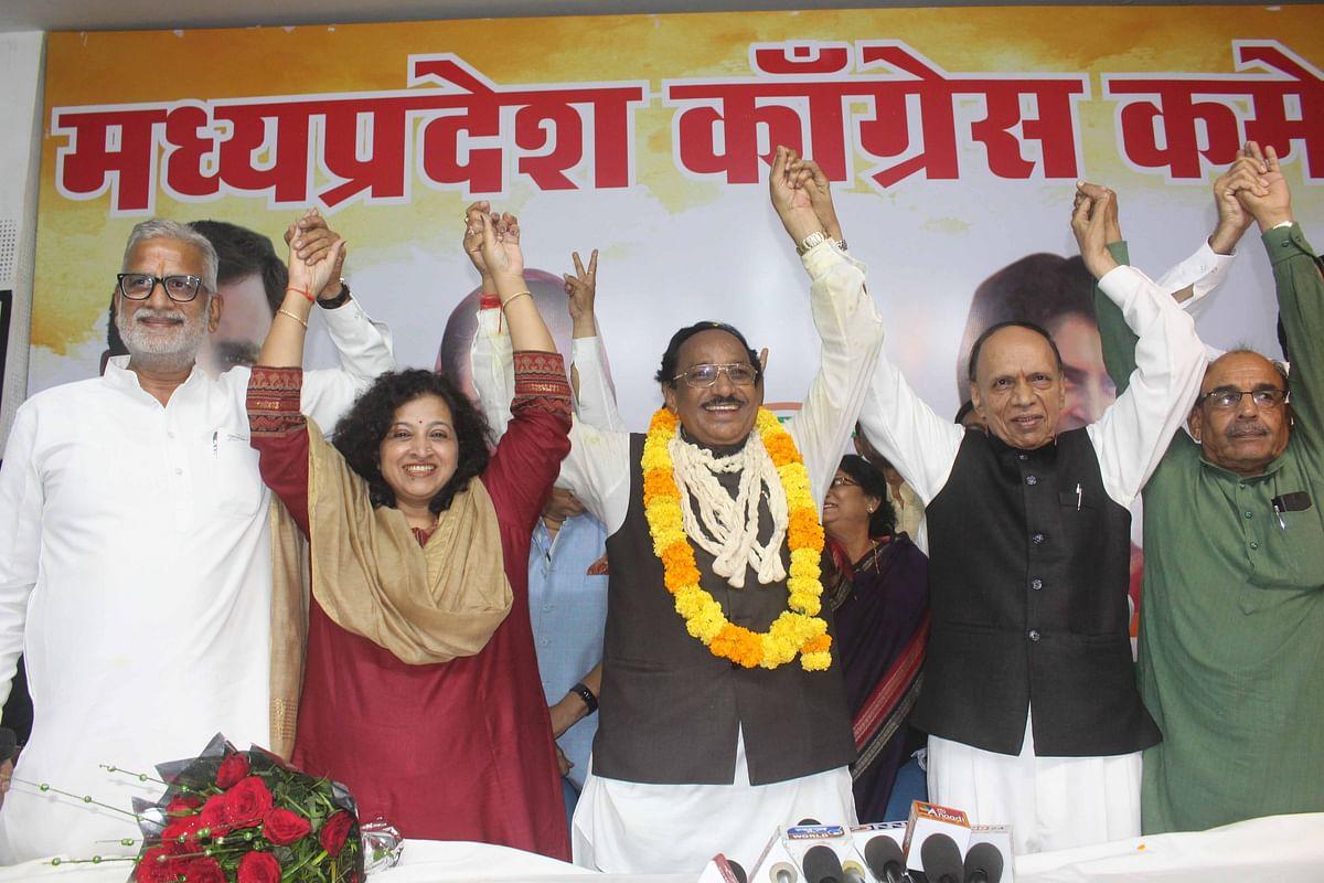 Bhopal: 'Post of MP PCC prez not vacant'
