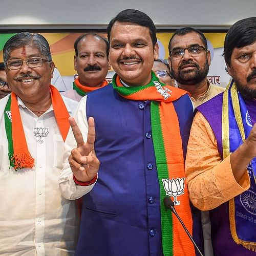 BJP is single largest party as per mandate, no one should have any doubt: Devendra Fadnavis