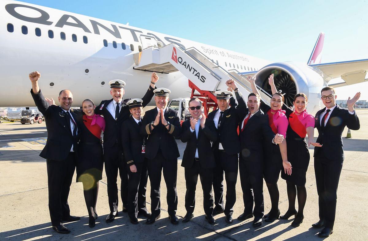 Qantas completes testing world's longest non-stop passenger flight