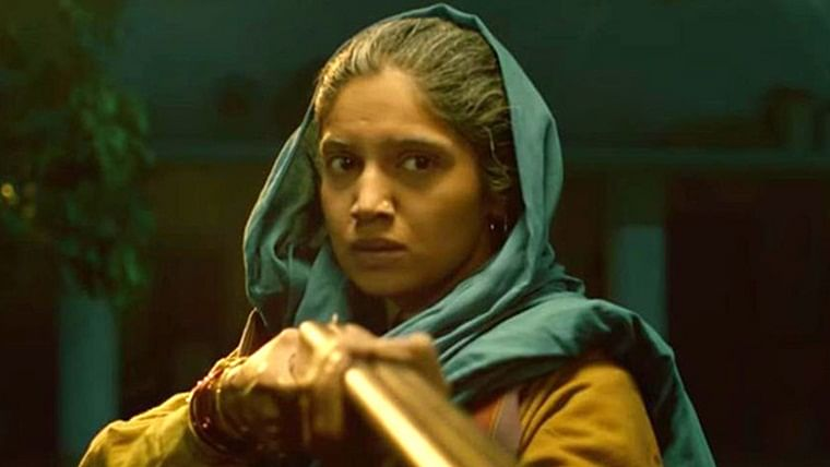 Bhumi Pednekar decides to continue with air pistol shooting for rest of her life
