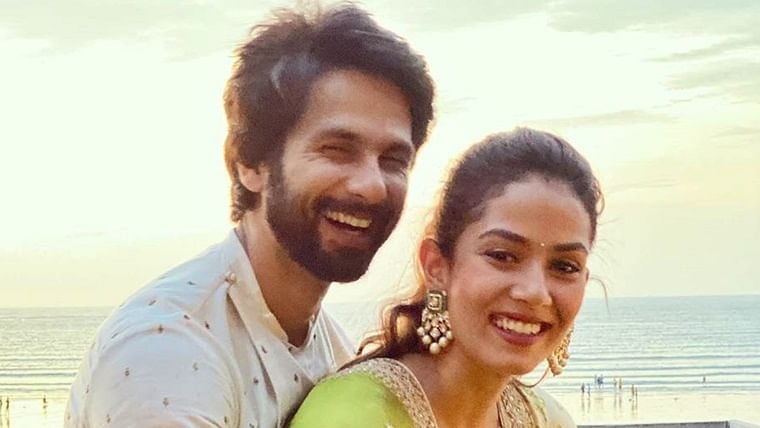 Shahid and Mira Kapoor's Diwali was filled with 'love and light'